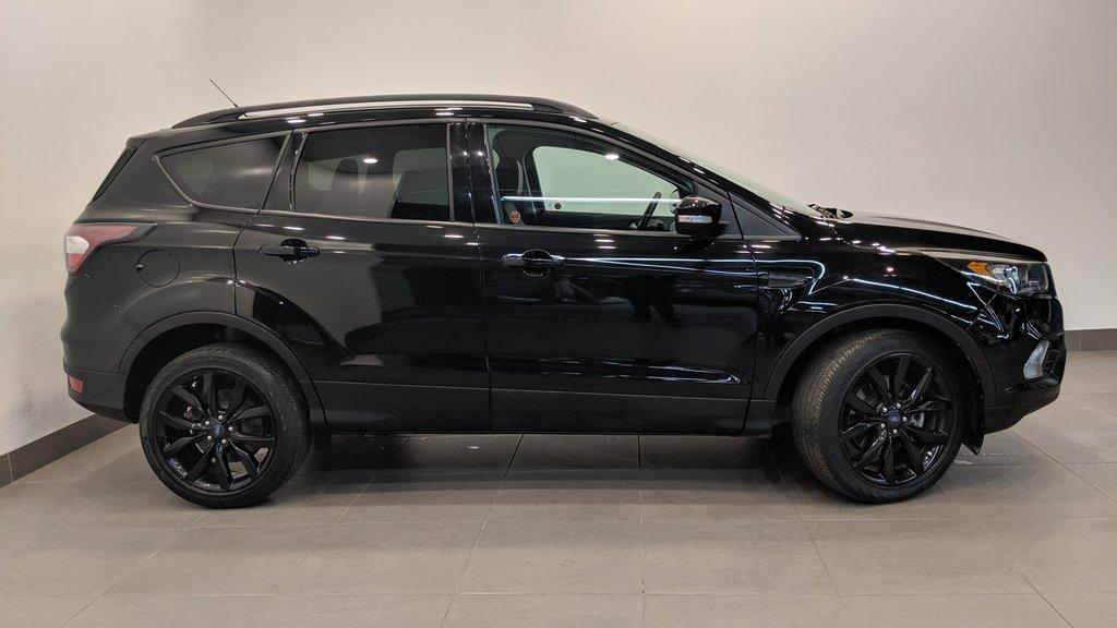 2017 Ford Escape Titanium - 4WD in Regina, Saskatchewan - 22 - w1024h768px