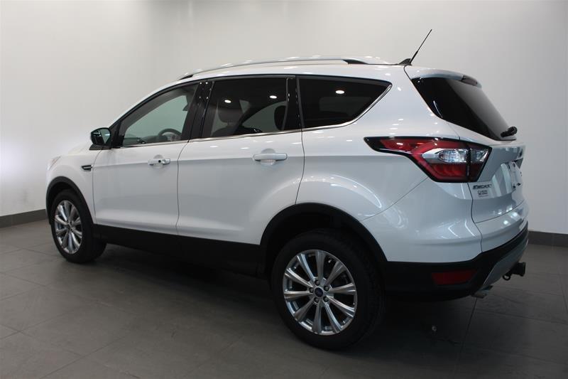 2018 Ford Escape Titanium - 4WD in Regina, Saskatchewan - 20 - w1024h768px