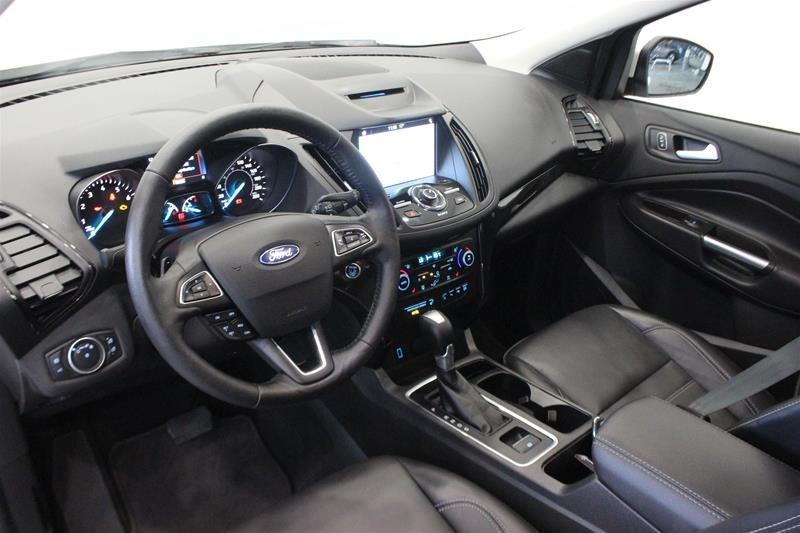 2018 Ford Escape Titanium - 4WD in Regina, Saskatchewan - 9 - w1024h768px