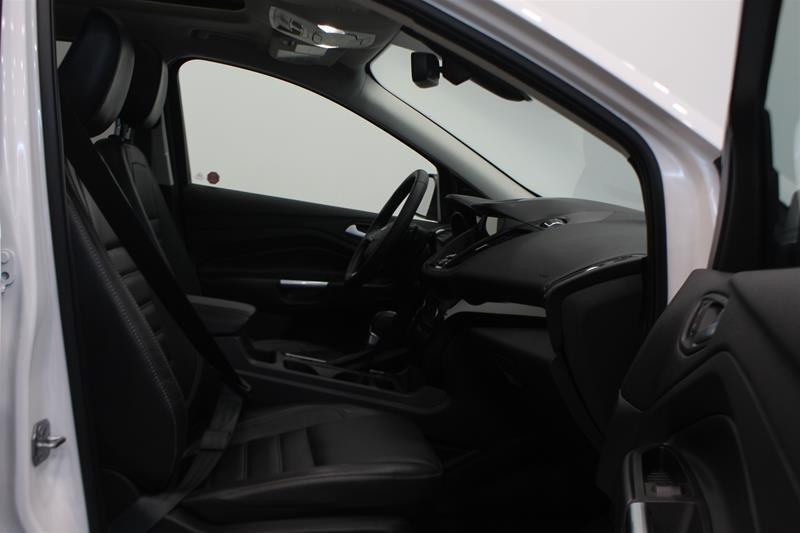 2018 Ford Escape Titanium - 4WD in Regina, Saskatchewan - 15 - w1024h768px