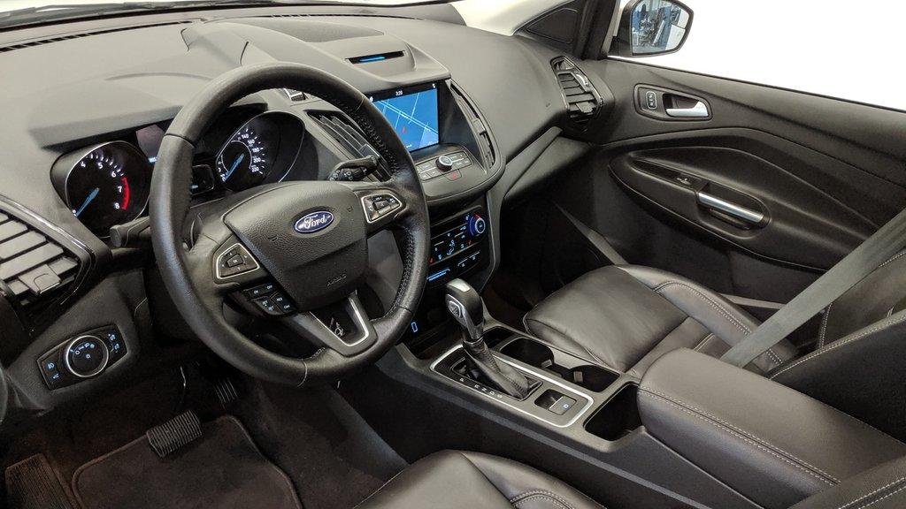 2018 Ford Escape SEL - 4WD in Regina, Saskatchewan - 10 - w1024h768px