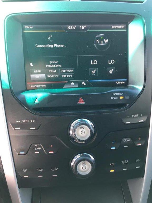 2011 Ford Explorer XLT 4D Utility V6 FWD in Mississauga, Ontario - 13 - w1024h768px