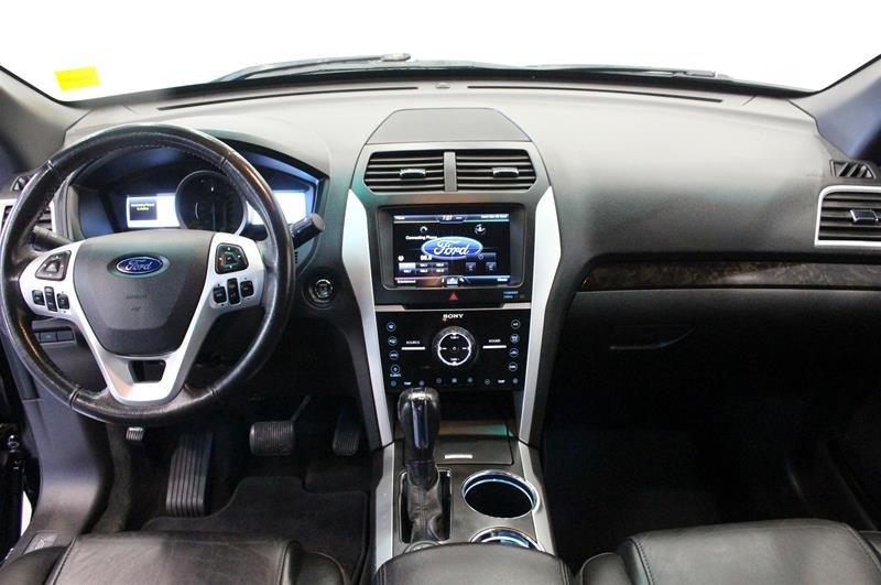 2012 Ford Explorer Limited 4D Utility V6 4WD in Regina, Saskatchewan - 14 - w1024h768px