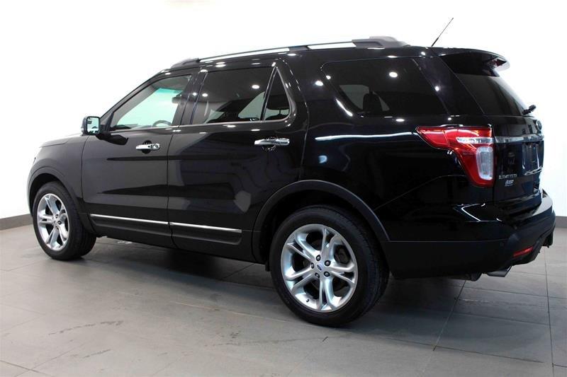 2012 Ford Explorer Limited 4D Utility V6 4WD in Regina, Saskatchewan - 20 - w1024h768px