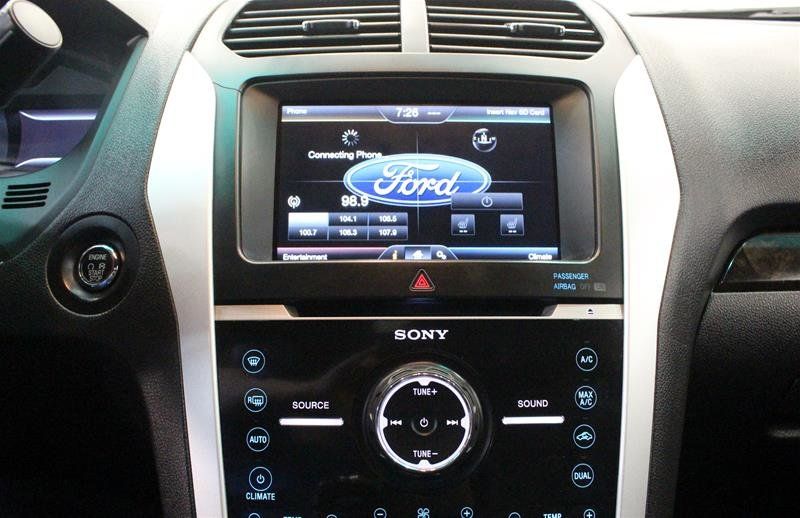 2012 Ford Explorer Limited 4D Utility V6 4WD in Regina, Saskatchewan - 7 - w1024h768px
