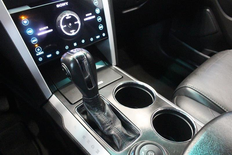 2012 Ford Explorer Limited 4D Utility V6 4WD in Regina, Saskatchewan - 4 - w1024h768px
