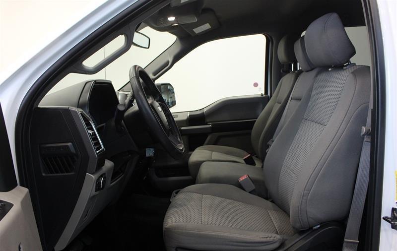 2015 Ford F150 XLT Supercrew 5.0L V8 Alloy Wheels, Power Seat in Regina, Saskatchewan - 9 - w1024h768px