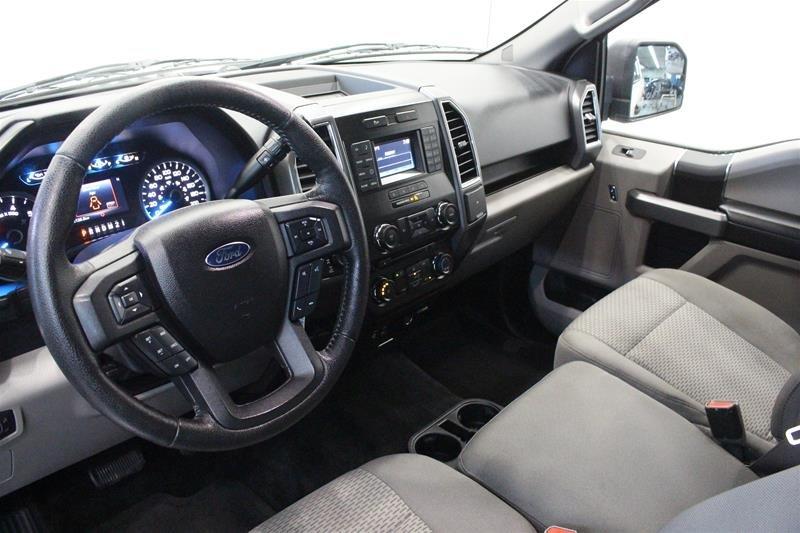 2015 Ford F150 XLT Supercrew 5.0L V8 Alloy Wheels, Power Seat in Regina, Saskatchewan - 7 - w1024h768px