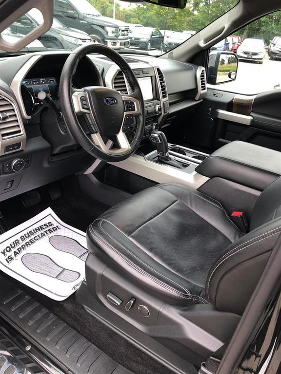 2016 Ford F150 4x4 - Supercrew Lariat - 145 WB in Mississauga, Ontario - 9 - w1024h768px