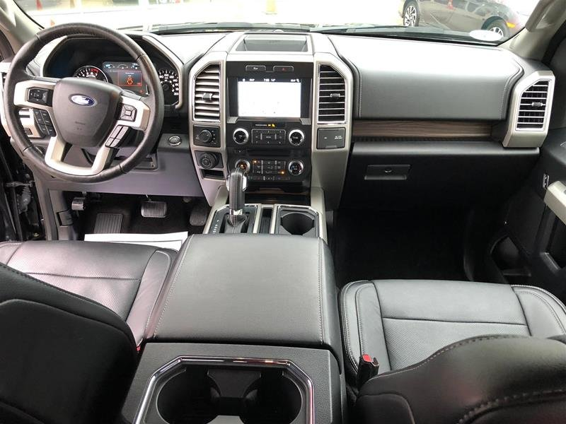 2016 Ford F150 4x4 - Supercrew Lariat - 145 WB in Mississauga, Ontario - 11 - w1024h768px