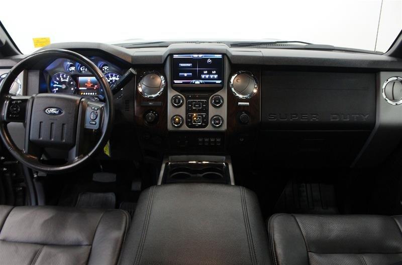 2016 Ford F350 4x4 - Crew Cab Lariat - SRW in Regina, Saskatchewan - 14 - w1024h768px