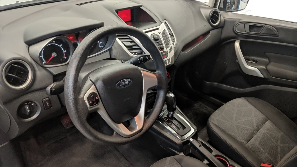 2013 Ford Fiesta S 4D Sedan Automatic, A/C, Low Kms in Regina, Saskatchewan - 9 - w1024h768px