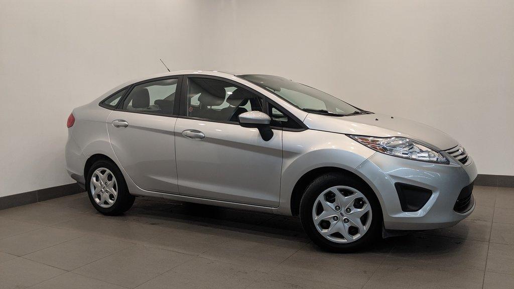 2013 Ford Fiesta S 4D Sedan Automatic, A/C, Low Kms in Regina, Saskatchewan - 1 - w1024h768px