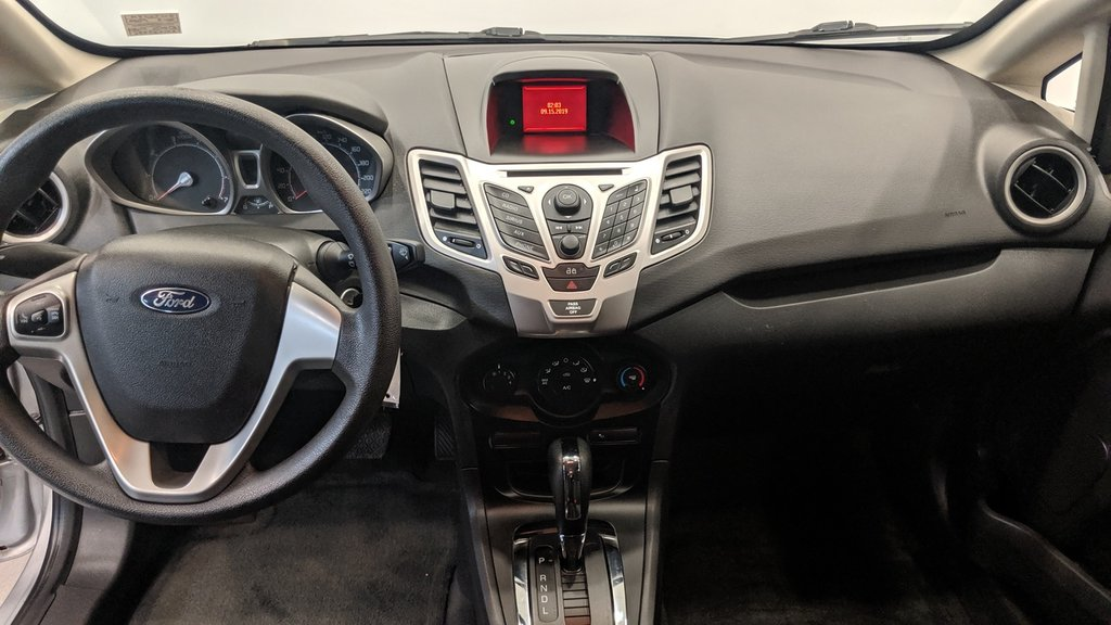 2013 Ford Fiesta S 4D Sedan Automatic, A/C, Low Kms in Regina, Saskatchewan - 14 - w1024h768px