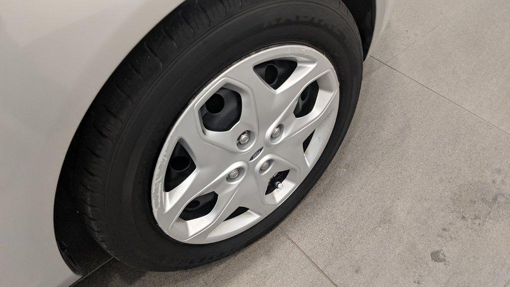2013 Ford Fiesta S 4D Sedan Automatic, A/C, Low Kms in Regina, Saskatchewan - 17 - w1024h768px