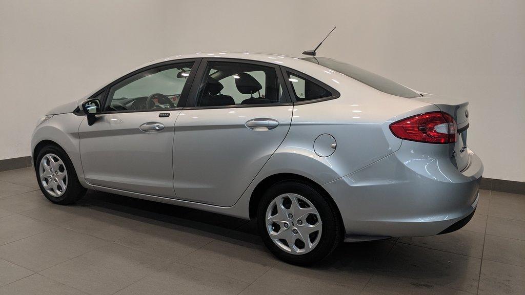 2013 Ford Fiesta S 4D Sedan Automatic, A/C, Low Kms in Regina, Saskatchewan - 20 - w1024h768px