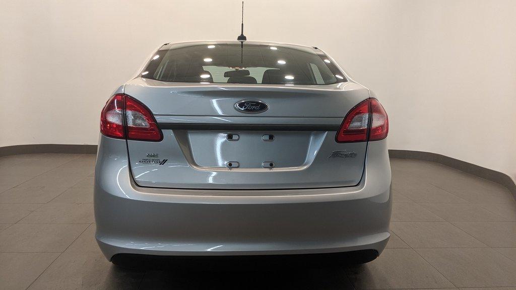 2013 Ford Fiesta S 4D Sedan Automatic, A/C, Low Kms in Regina, Saskatchewan - 21 - w1024h768px