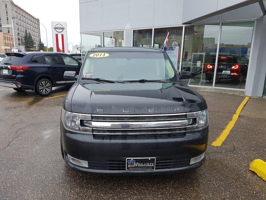 2013 Ford Flex SEL 4D Utility AWD in Regina, Saskatchewan - 5 - w1024h768px