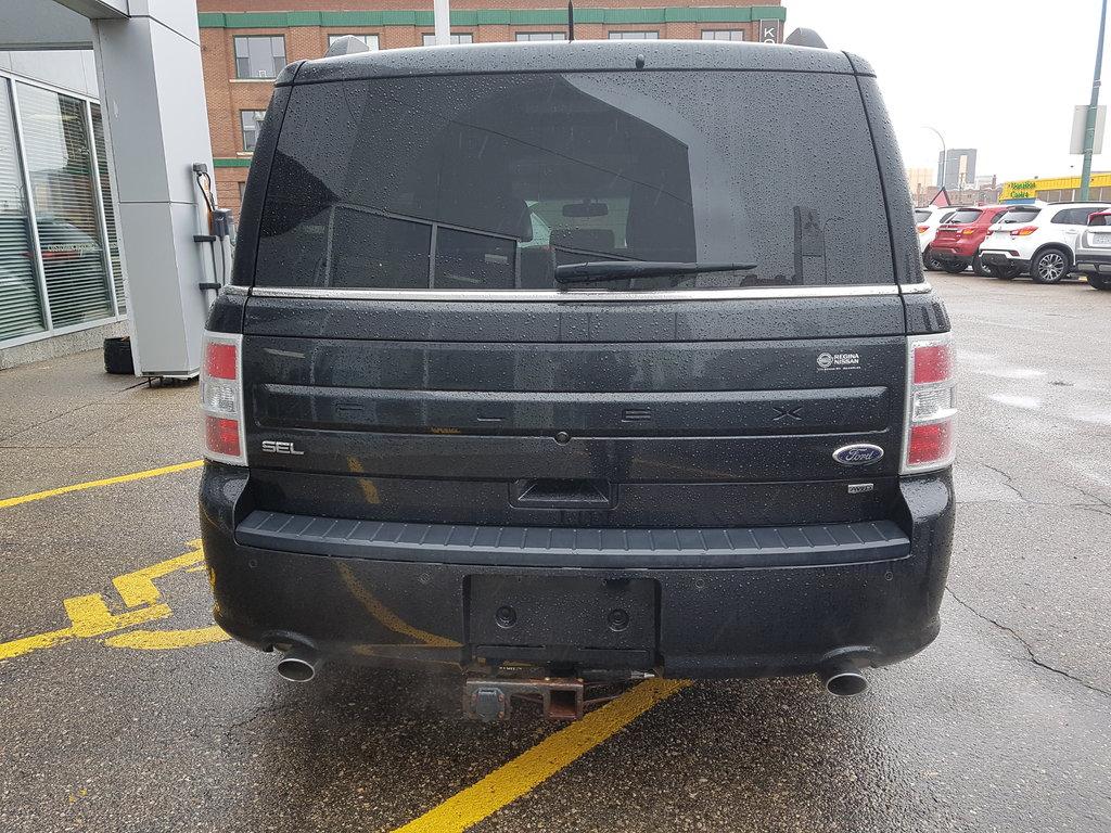2013 Ford Flex SEL 4D Utility AWD in Regina, Saskatchewan - 6 - w1024h768px
