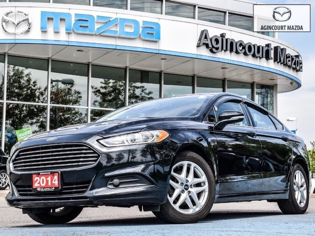 2014 Ford Fusion Tires >> Agincourt Mazda 2014 Ford Fusion Se New Tires Winter Tires
