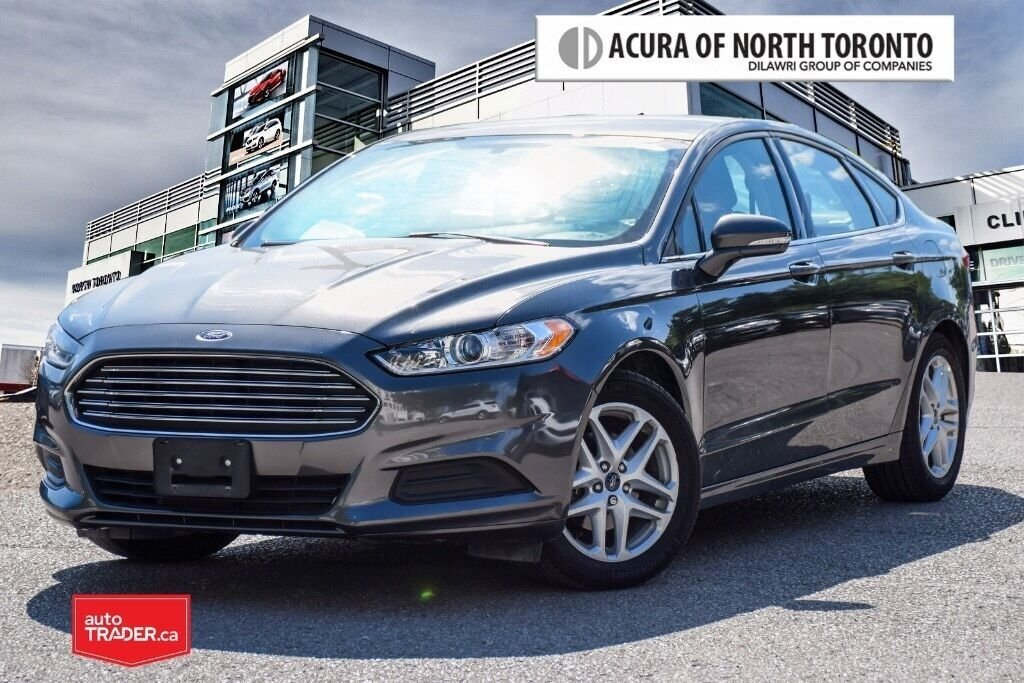 2016 Ford Fusion SE FWD in Thornhill, Ontario - 1 - w1024h768px