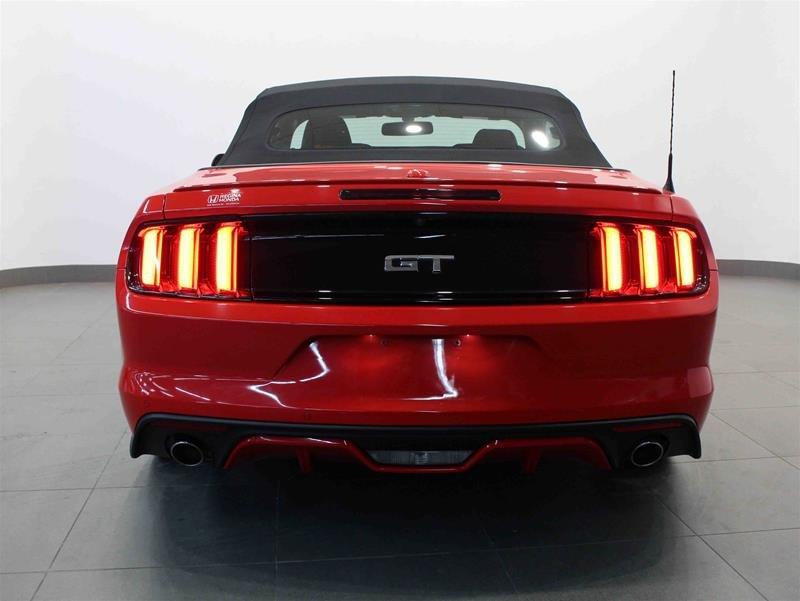 2016 Ford Mustang Convertible GT Premium in Regina, Saskatchewan - 18 - w1024h768px