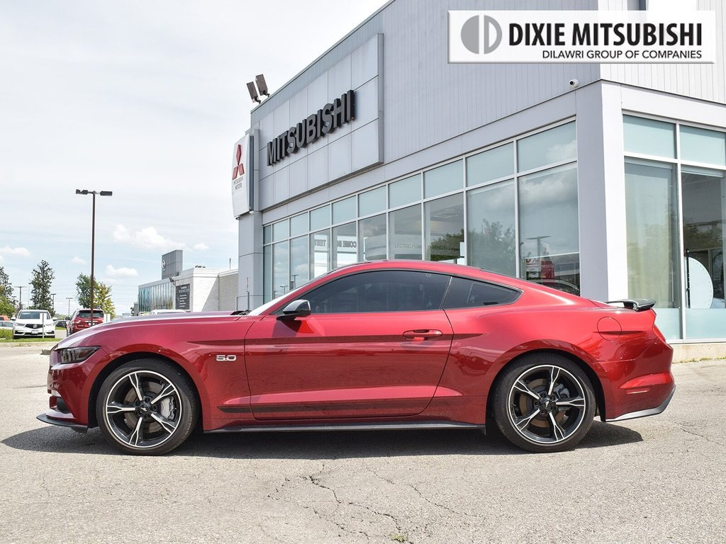 2016 Ford Mustang Coupe GT Premium in Mississauga, Ontario - 3 - w1024h768px