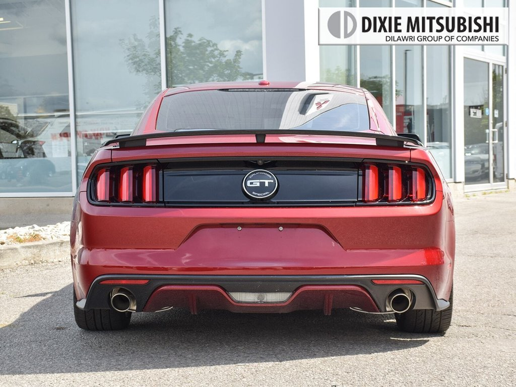 2016 Ford Mustang Coupe GT Premium in Mississauga, Ontario - 4 - w1024h768px