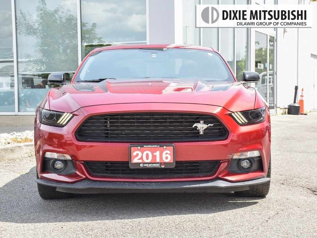 2016 Ford Mustang Coupe GT Premium in Mississauga, Ontario - 2 - w1024h768px