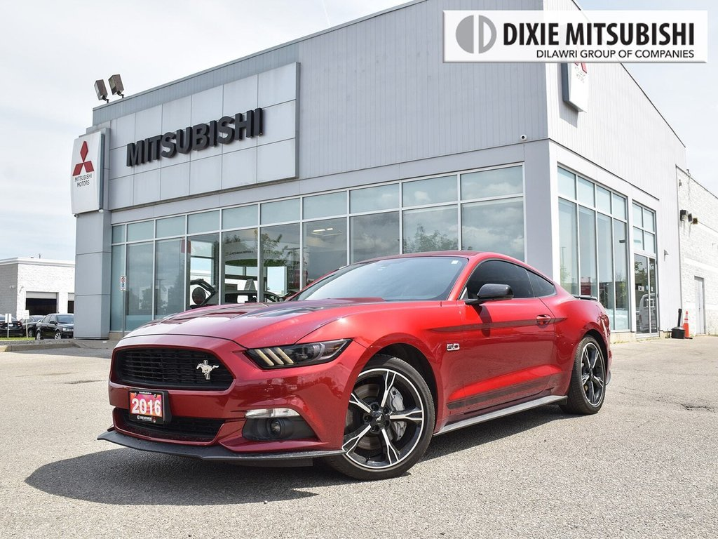 2016 Ford Mustang Coupe GT Premium in Mississauga, Ontario - 1 - w1024h768px