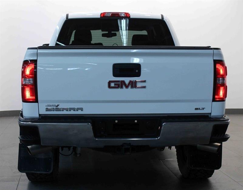 2015 GMC Sierra 1500 Crew 4x4 SLT Lift and Wheel Package! EZ Tailgate in Regina, Saskatchewan - 18 - w1024h768px