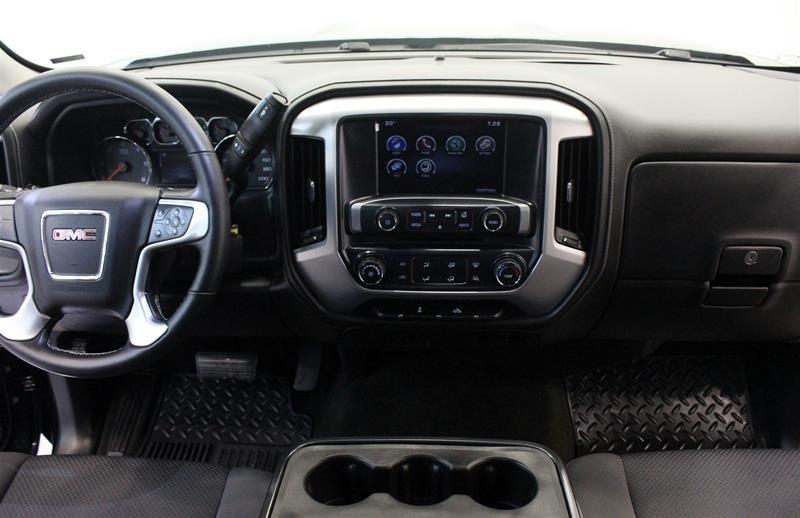 2016 GMC Sierra 1500 Double 4x4 SLE / Standard Box in Regina, Saskatchewan - 14 - w1024h768px