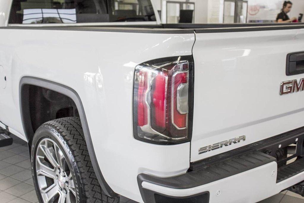 2018 GMC Sierra 1500 SLT **CREWCAB ** AWD ** TOIT ** in Dollard-des-Ormeaux, Quebec - 31 - w1024h768px