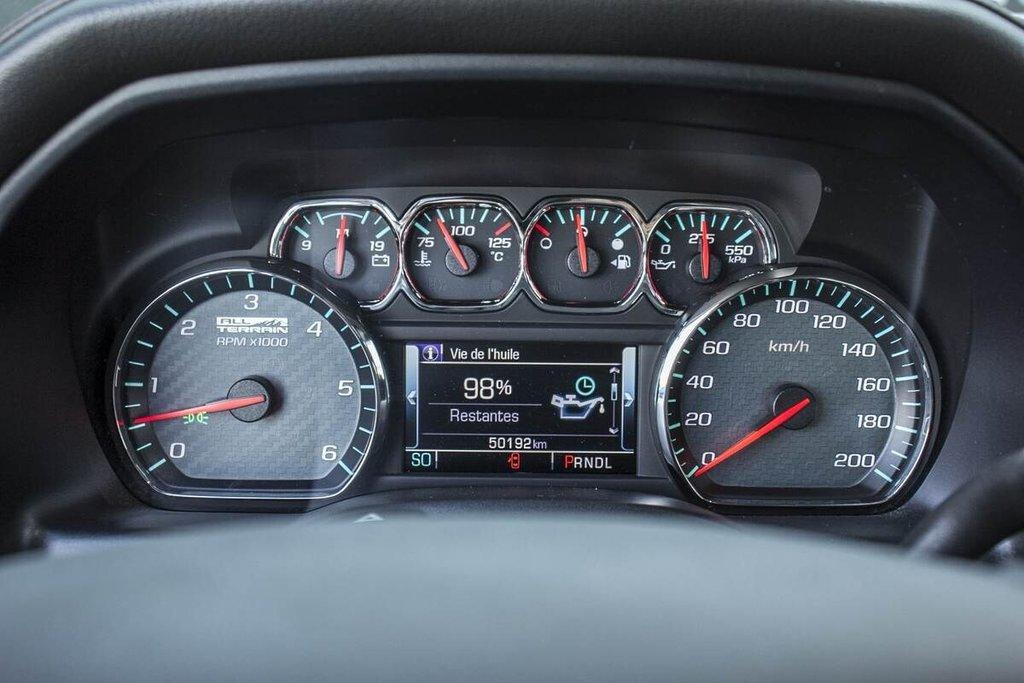 2018 GMC Sierra 1500 SLT **CREWCAB ** AWD ** TOIT ** in Dollard-des-Ormeaux, Quebec - 17 - w1024h768px