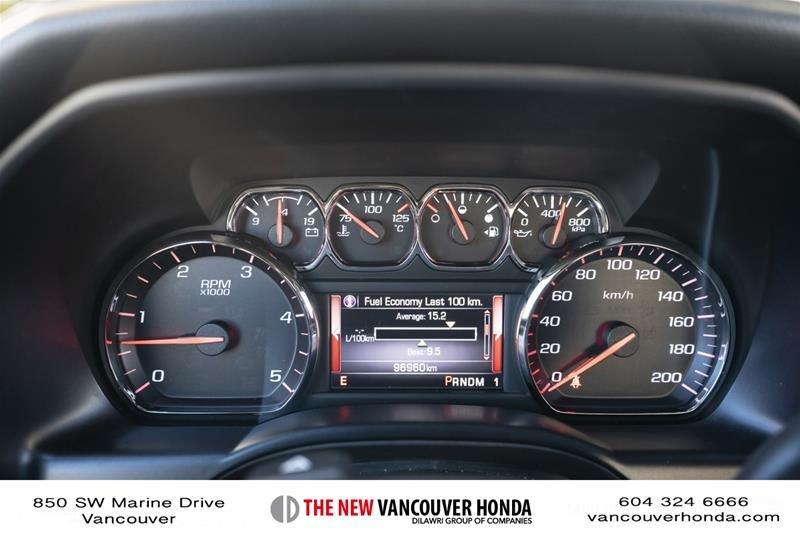 2015 GMC Sierra 3500 Crew 4x4 SLT / DRW in Vancouver, British Columbia - 20 - w1024h768px