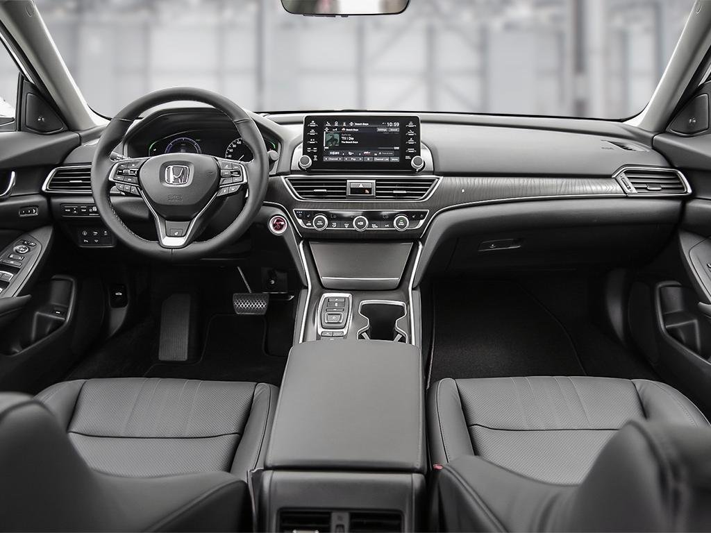 2019 Honda Accord Hybrid Sedan Touring in Mississauga, Ontario - 22 - w1024h768px