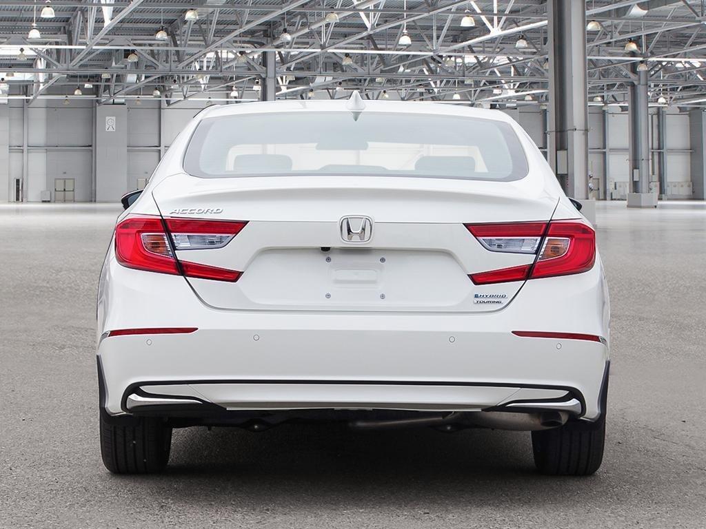2019 Honda Accord Hybrid Sedan Touring in Mississauga, Ontario - 5 - w1024h768px