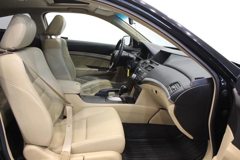 2008 Honda Accord Cpe EX-L Navi at in Regina, Saskatchewan - 12 - w1024h768px