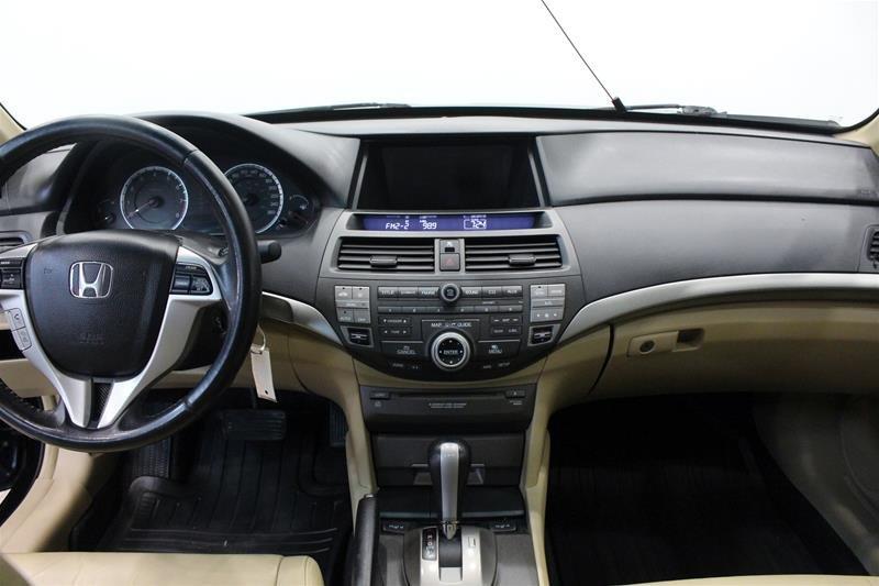 2008 Honda Accord Cpe EX-L Navi at in Regina, Saskatchewan - 13 - w1024h768px