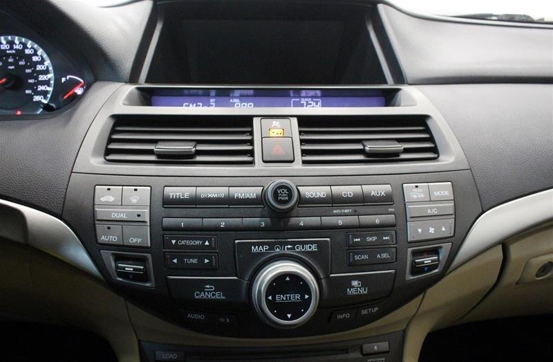 2008 Honda Accord Cpe EX-L Navi at in Regina, Saskatchewan - 7 - w1024h768px