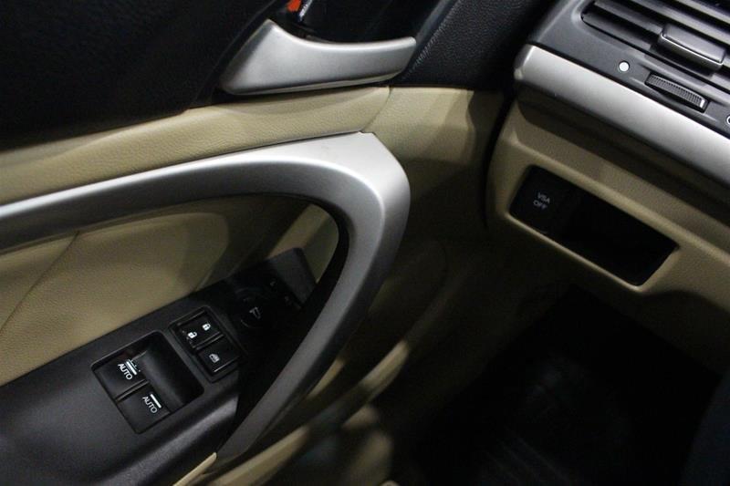 2008 Honda Accord Cpe EX-L Navi at in Regina, Saskatchewan - 3 - w1024h768px
