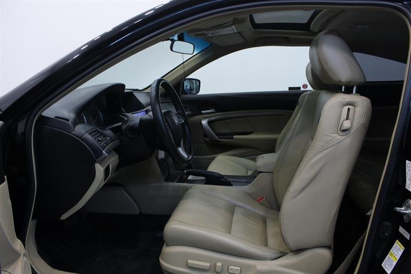 2008 Honda Accord Cpe EX-L Navi at in Regina, Saskatchewan - 9 - w1024h768px