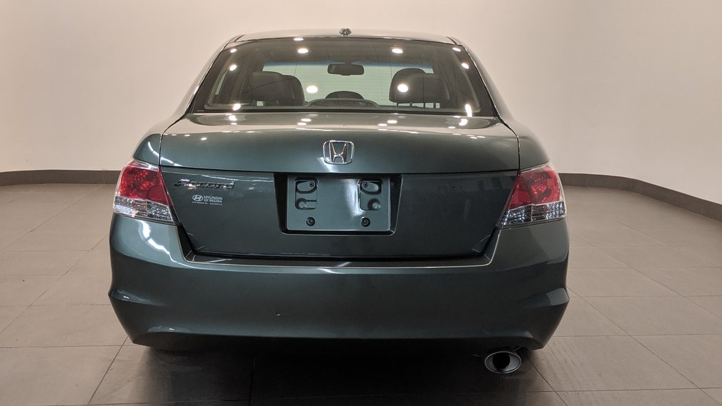 2008 Honda Accord Sedan EX-L at in Regina, Saskatchewan - 22 - w1024h768px