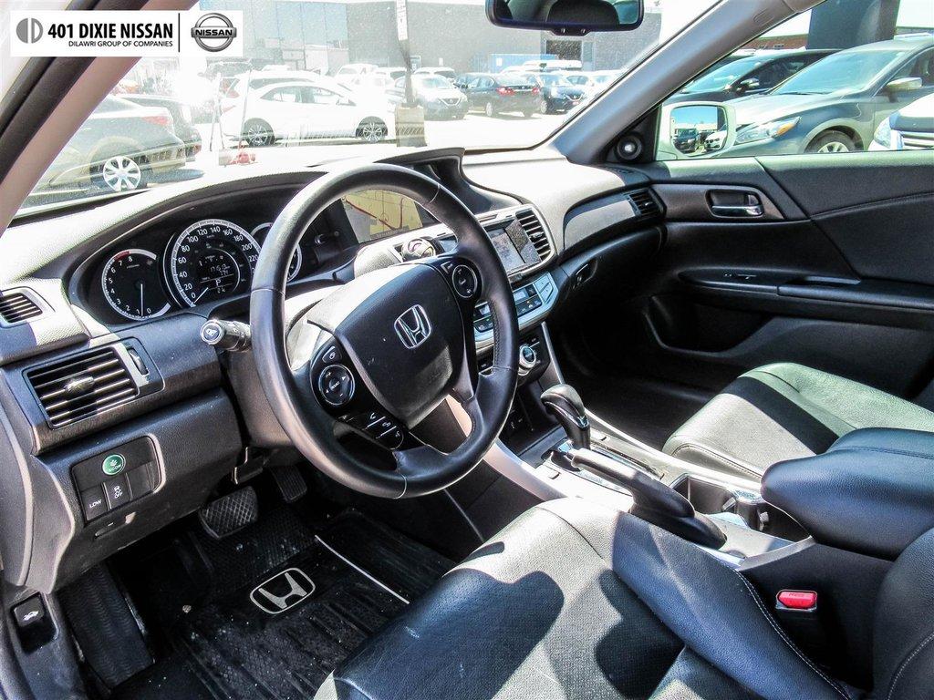 2015 Honda Accord Sedan L4 Touring CVT in Mississauga, Ontario - 10 - w1024h768px