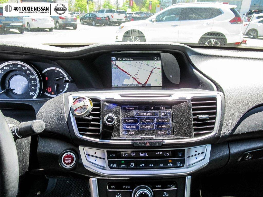 2015 Honda Accord Sedan L4 Touring CVT in Mississauga, Ontario - 46 - w1024h768px