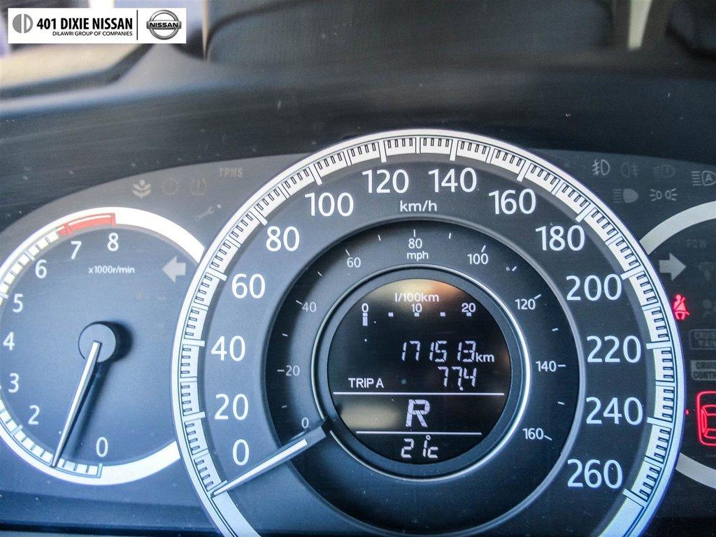 2015 Honda Accord Sedan L4 Touring CVT in Mississauga, Ontario - 20 - w1024h768px