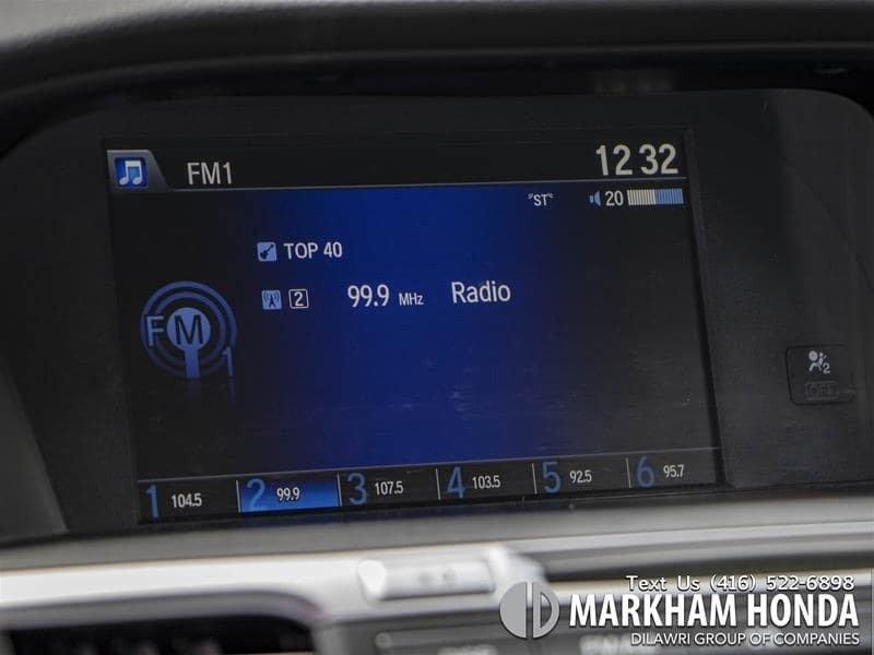2015 Honda Accord Sedan L4 LX 6sp in Markham, Ontario - 16 - w1024h768px