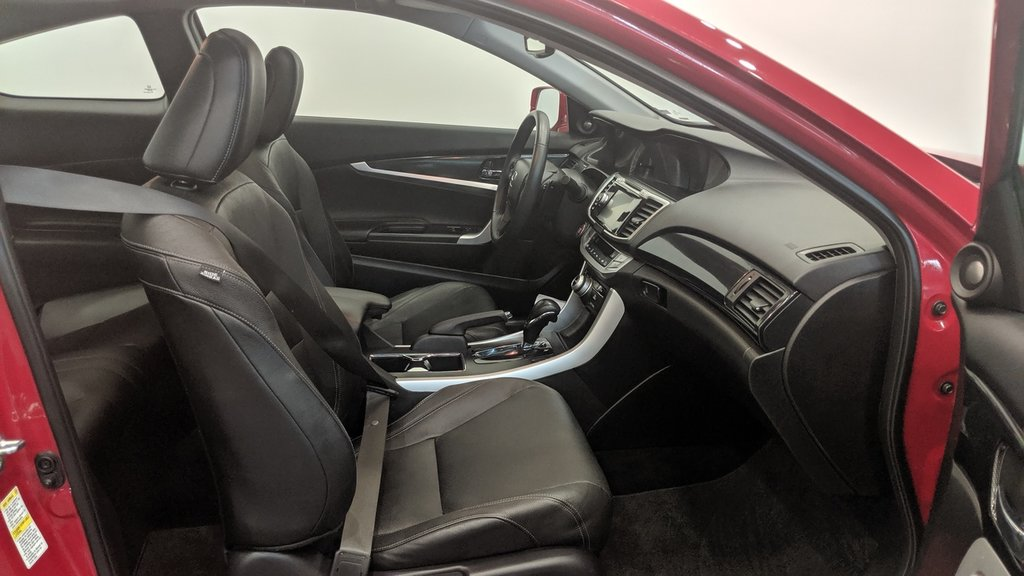 2015 Honda Accord Cpe EX-L V6 Navi at in Regina, Saskatchewan - 12 - w1024h768px