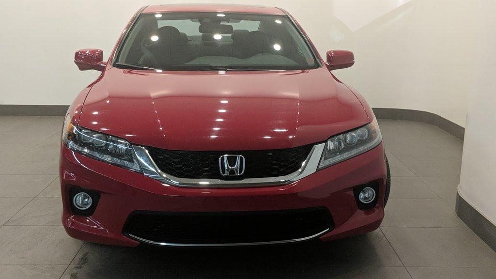 2015 Honda Accord Cpe EX-L V6 Navi at in Regina, Saskatchewan - 19 - w1024h768px