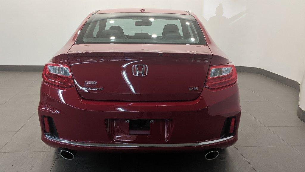 2015 Honda Accord Cpe EX-L V6 Navi at in Regina, Saskatchewan - 16 - w1024h768px